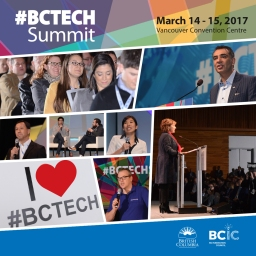 Two Days of Ideas and Innovation: #BCTECH Summit Returns March 2017