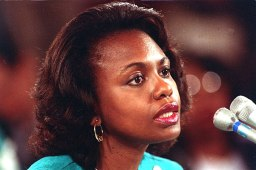 Anita Hill's Keynote at the Grace Hopper Conference